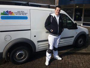 Danny van Rijn - Schilder Rosmalen