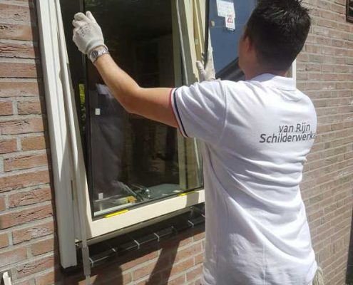 hr++ glaszetten in Sint Michielsgestel